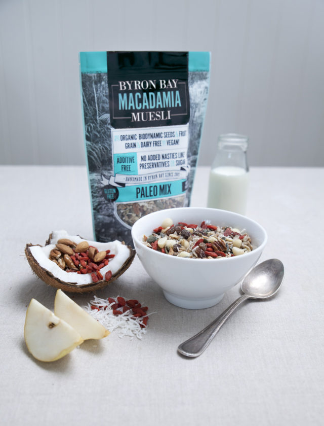 A delicious raw blend of organic seeds, nuts and organic & biodynamic fruit. Perfect served with your favourite nut milk, coconut yoghurt and/or fresh fruit.