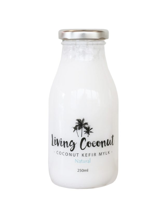 The only vegan probiotic coconut kefir mylk available in Australia.